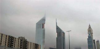 UAE weather raining