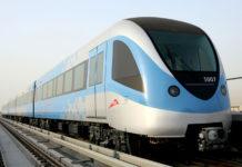 Dubai metro RTA