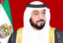 UAE President Sheikh Khalif