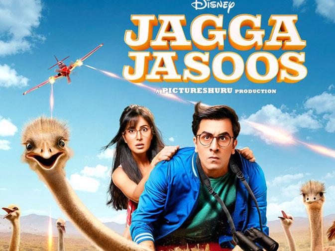 Jagga Jasoos Full Movie Download Free 1080p 720p HD