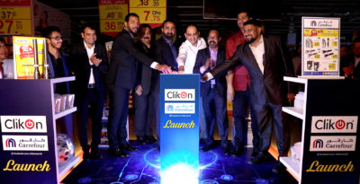 Clikon launches in carrefour stores across the gcc uae news - Carrefour head office uae ...