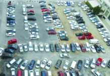 Sharjah parking