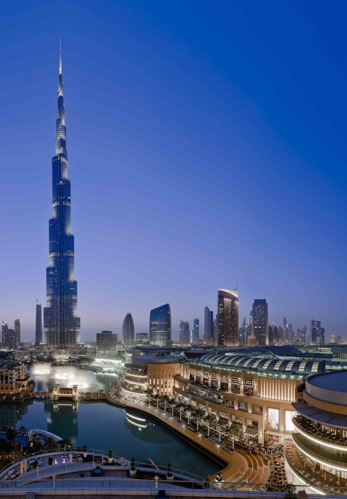 Dubai among world's top cities for high salaries