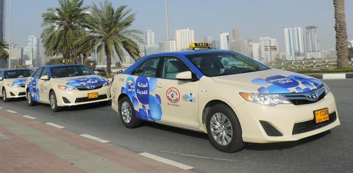 Dubai Eyes 4 000 Hybrid Taxis By 2020 Uae News