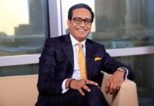 Shailesh Dash, Chairman of Gulf Pinnacle Logistics