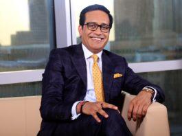 Shailesh Dash, Chairman of Gulf Pinnacle Logistics
