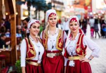 Bosnia national dress