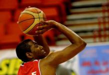 UAE basketball team