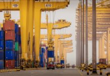 Jebel Ali port Dubai UAE Logistics