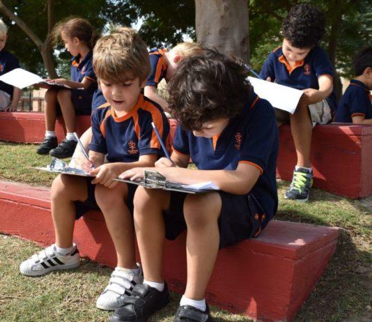 UAE Dubai school students