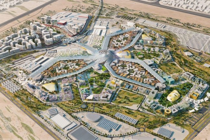 UAE projects Expo 2020