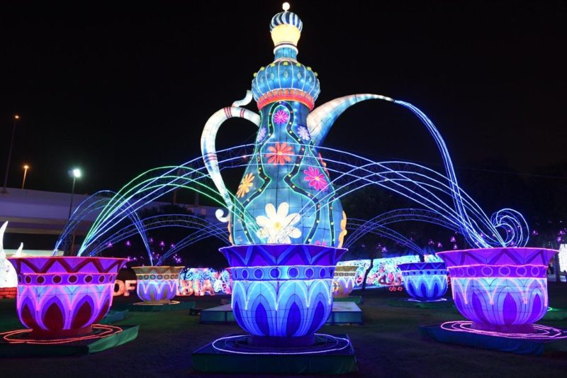 Art Park New Attraction At Dubai Garden Glow Season 4