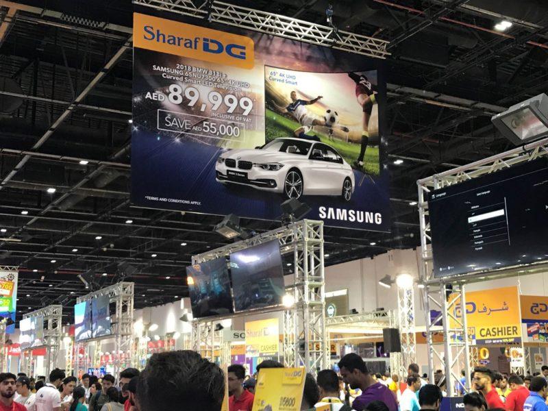 Sharaf DG brings unbeatable offers, big bang BMW at Gitex