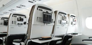 tihad Airways economy seat ATM 2019