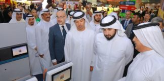 Sheikh Ahmed opens ATM 2019