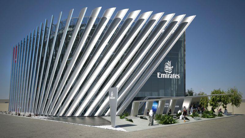 Emirates Airline Unveils Its Pavilion For Expo 2020 Dubai