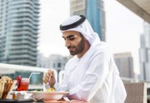 Iftar calculator Dubai Carbon