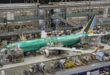Boeing completes software update of 737 MAX