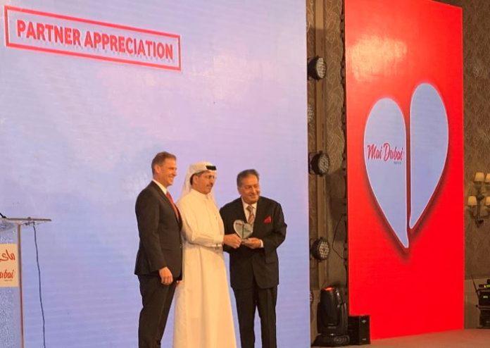 Al Maya Mai Dubai award