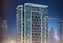 Damac Zada Render