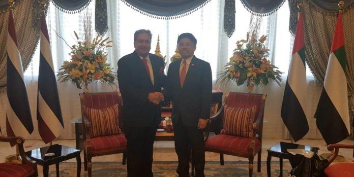 Kamal Vachani thai ambassador June 20 2019