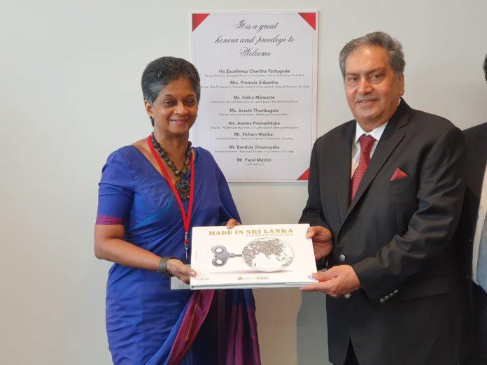 Sri Lanka Export