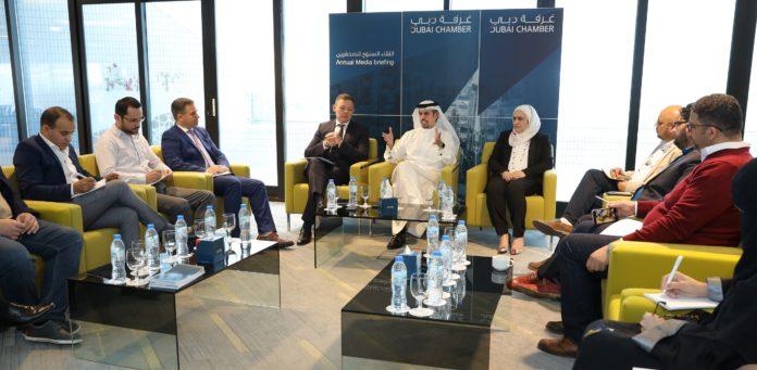 Hamad Buamim Dubai Chamber