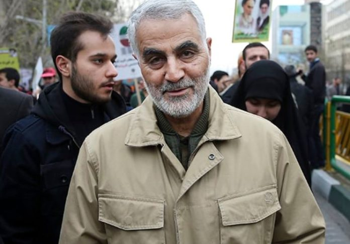 Iran US Qasem Soleimani