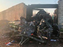 Ukraine plane crash in Iran