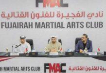 Fujairah marshal art taekwondo