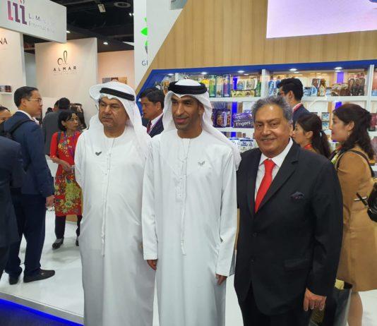 Gulfood Kamal Vachani Al Maya