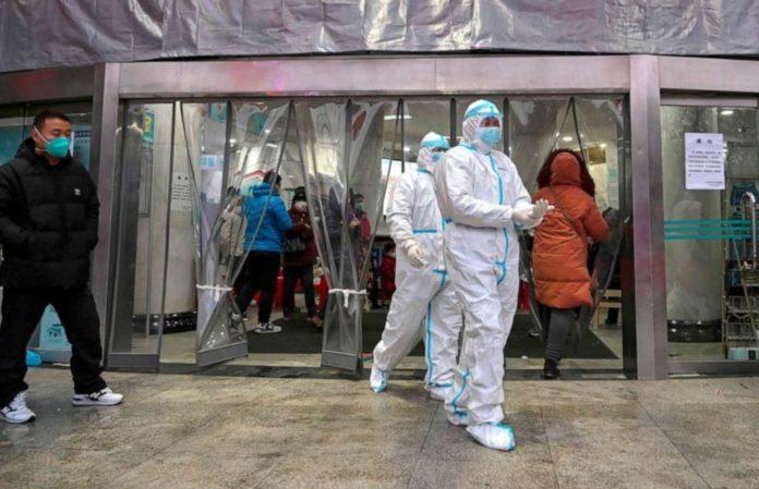 Coronavirus China Chinese