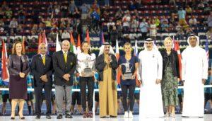 Dubai Duty Free Tennis doubles