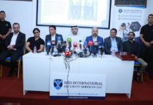 HSD International Dubai Middle East Security