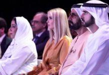 Sheikh Mohammed Ivanka Trump Dubai
