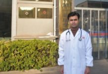 Wuhan China Pakistani doctor