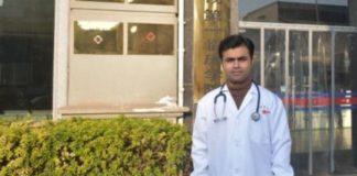 Wuhan China Pakistani doctor
