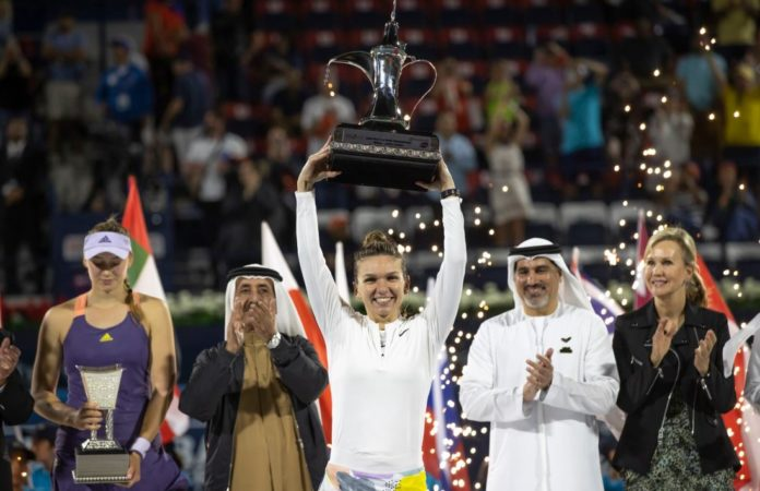 Simon Dubai Duty Free Tennis