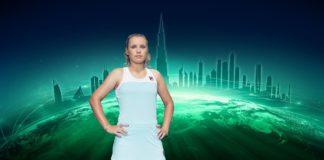 Sofia Kenin Dubai Duty Free Tennis Championship
