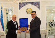 Uzbekistan Dubai Hina Michel Noblet