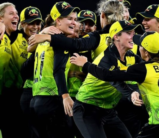 Australia T20 world cup India