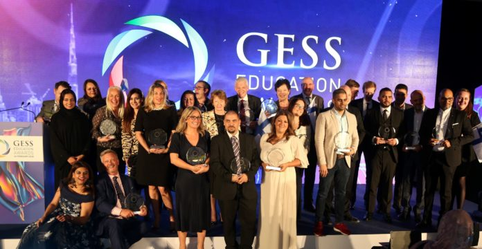 GESS Dubai awards