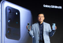 Samsung Galaxy S20 Dubai launch