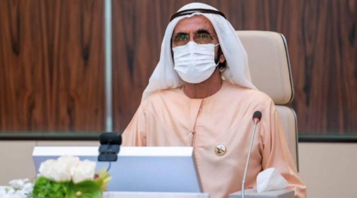 UAE allows expat students to sponsor families: Sheikh Mohammed