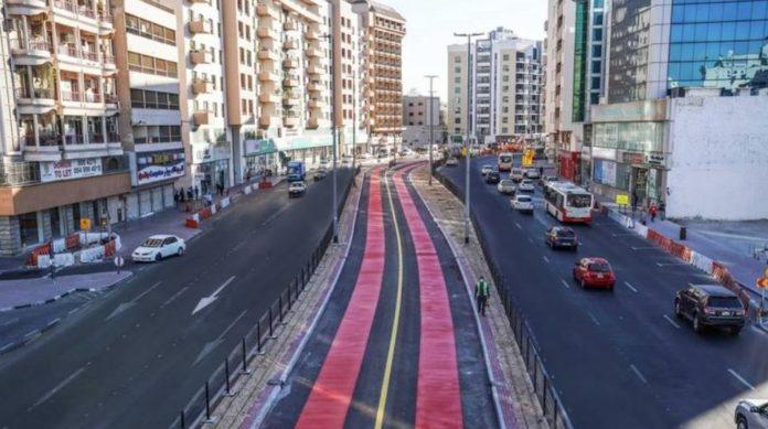 More dedicated lanes opened to beat Dubai traffic