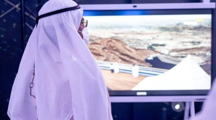 Waterfalls, 5.4km cable car soon in Dubai: Sheikh Mohammed
