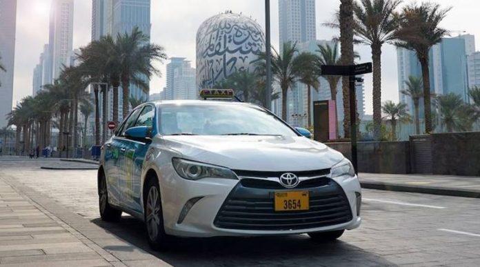 Free taxi ride for vaccine takers in Dubai