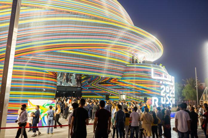 Russia showcases latest achievements at Expo 2020 Dubai